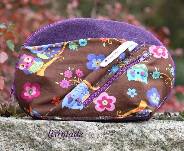 Makerist - Tasche Netti von MinZiari - Nähprojekte - 1