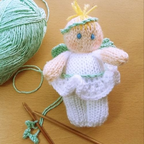 Makerist - Fairy dolls - Knitting Showcase - 1