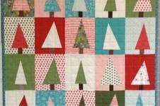 Makerist - Wonky Christmastrees - 1