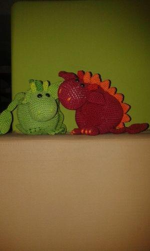 Makerist - Drachen - Häkelprojekte - 1