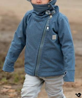 Makerist - Kindersoftshelljacke - 1