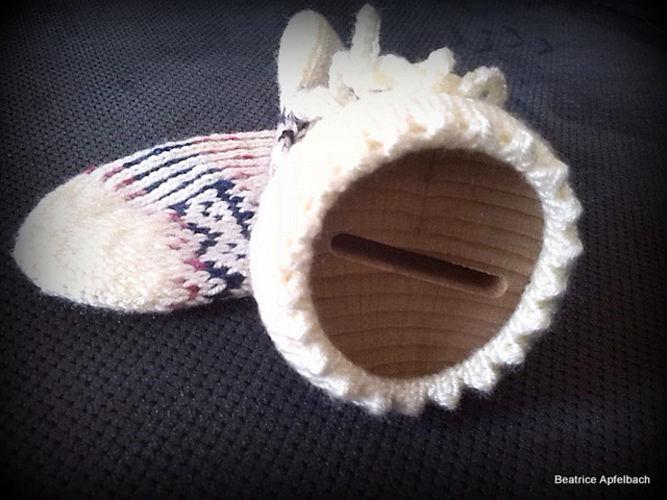 Makerist - Sparstrumpf - Strickprojekte - 2