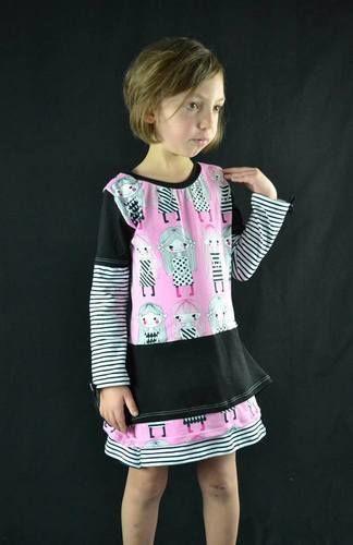 Makerist - Jerseykleid Mariechen - Nähprojekte - 2