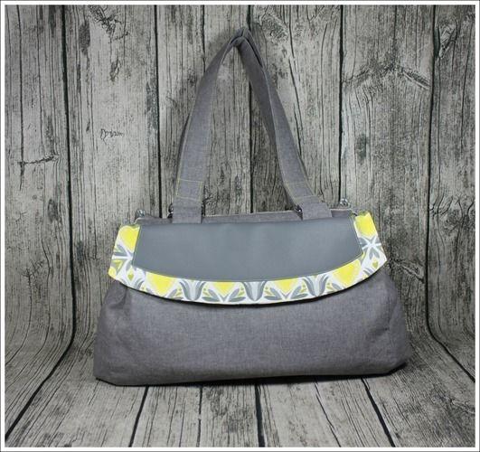 Makerist - UniStar von UniBunt !! Sehr coole Handtasche - Nähprojekte - 1