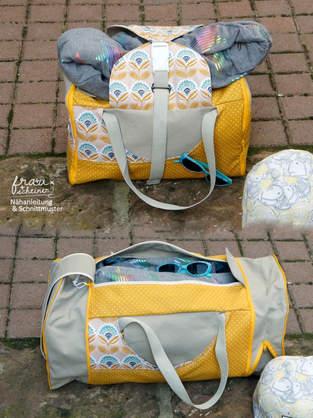 Kleine Kinder-Sporttasche