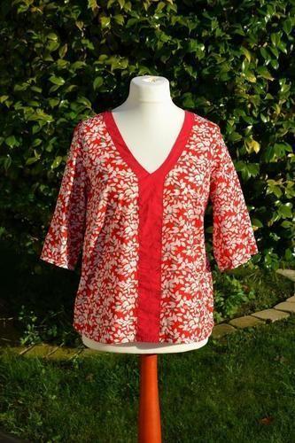 Makerist - Coquelicot rouge - Créations de couture - 1