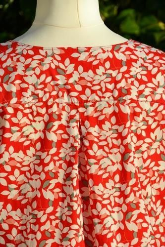 Makerist - Coquelicot rouge - Créations de couture - 2