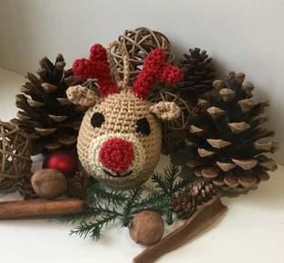 Makerist - Boule de Noël au crochet Tuto gratuit - 1