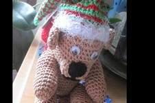 Makerist - Nikolaus mit Rucksack aus Baumwolle wird er ein Geschenk für meine Schwiegertochter. - 1