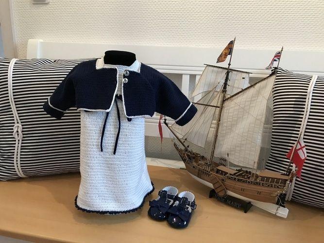 Makerist - Matrosenkleidchen - Häkelprojekte - 2