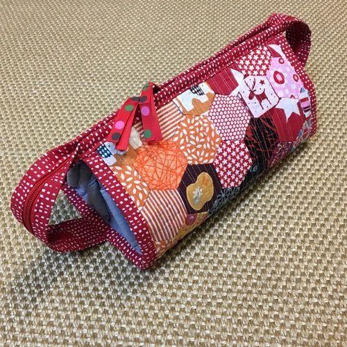 Makerist - Fächertasche - Nähprojekte - 1