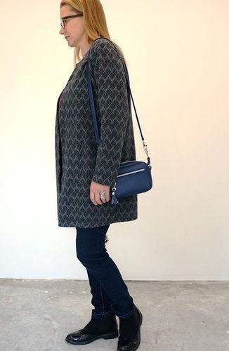 Makerist - Mantel, Jeans und Tasche - Nähprojekte - 3