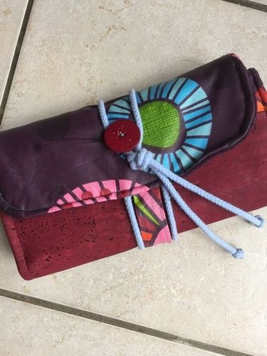 Makerist - Leichte Kulturtasche - Nähprojekte - 1