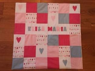 Makerist - Babydecke Patchwork - 1