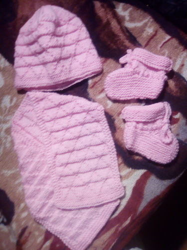 Makerist - Baby - Strickprojekte - 1