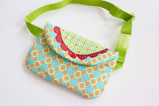 "Makerist - Fanny pack ""Elin"" - 1"