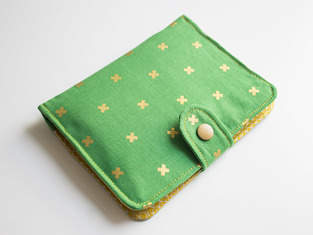 The green wallet