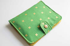 Makerist - The green wallet - 1
