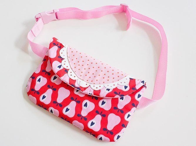 Makerist - Fanny pack - Sewing Showcase - 1