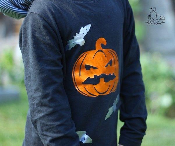 Makerist - Halloween und Kürbisköpfe - Textilgestaltung - 1