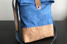 """Makerist - Tasche """"Fred"""" mit tollen Details - 1"""