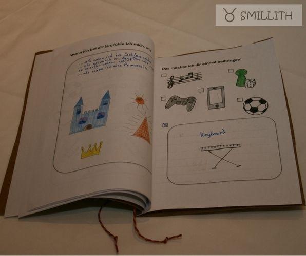 Makerist - Oma- Opa- Buch - zum Ausdrucken mit Bastelanleitung von mīn ziarī  - Werkzimmer - 3