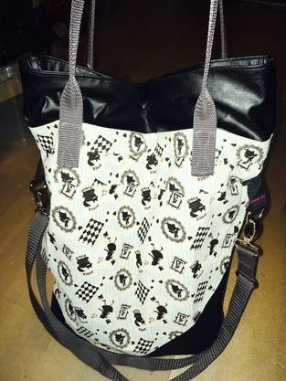 Alice shopper sweetbigbag