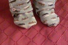 Makerist - Baby Booties für mein Baby - 1