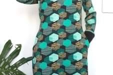 Makerist - La Silla als Hoodiekleid mit Loopkragen - 1