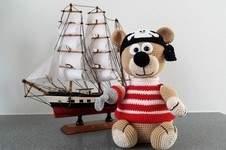 Makerist - Jack Bäro der kleine Pirat - 1