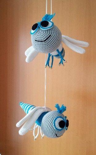 Makerist - Libellen - Häkelprojekte - 1
