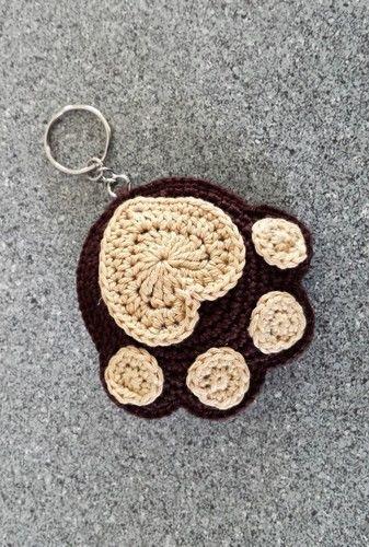Makerist - Schlüsselanhänger für Tierfreunde - Häkelprojekte - 1