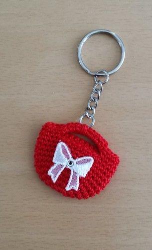 Makerist - Schlüsselanhänger - Häkelprojekte - 2