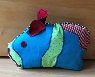 Piggy- Geburtstagsgeschenk