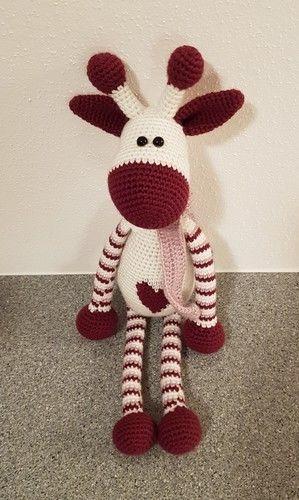 Makerist - Giraffenmädchen - Häkelprojekte - 1