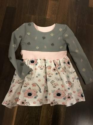 Kleid für Ballerina Maus