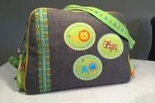Makerist - Wickeltasche für meinen Enkel - 1