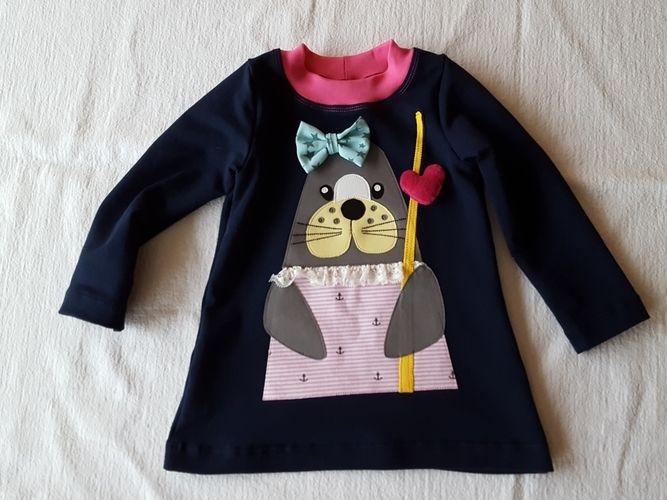Makerist - Neue Shirts für Küstenkinder - Nähprojekte - 1