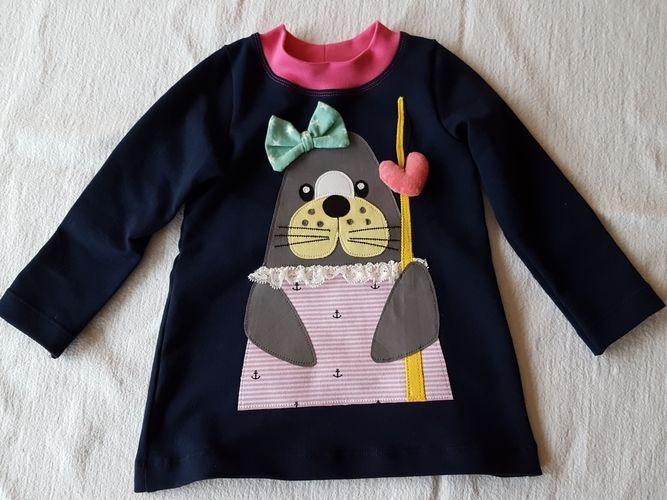 Makerist - Neue Shirts für Küstenkinder - Nähprojekte - 3