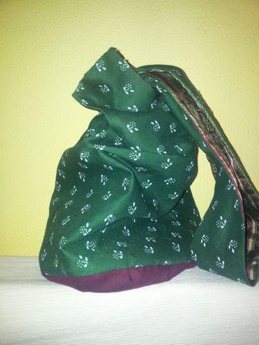 Makerist - Japanische Knotentasche goes Tracht - Nähprojekte - 1