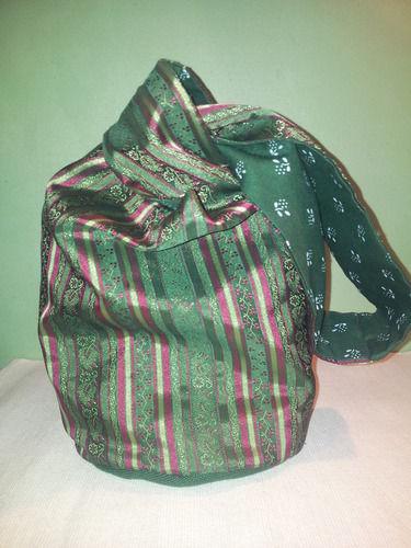Makerist - Japanische Knotentasche goes Tracht - Nähprojekte - 2