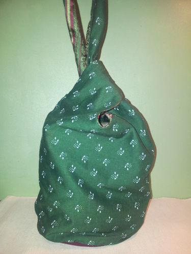 Makerist - Japanische Knotentasche goes Tracht - Nähprojekte - 3