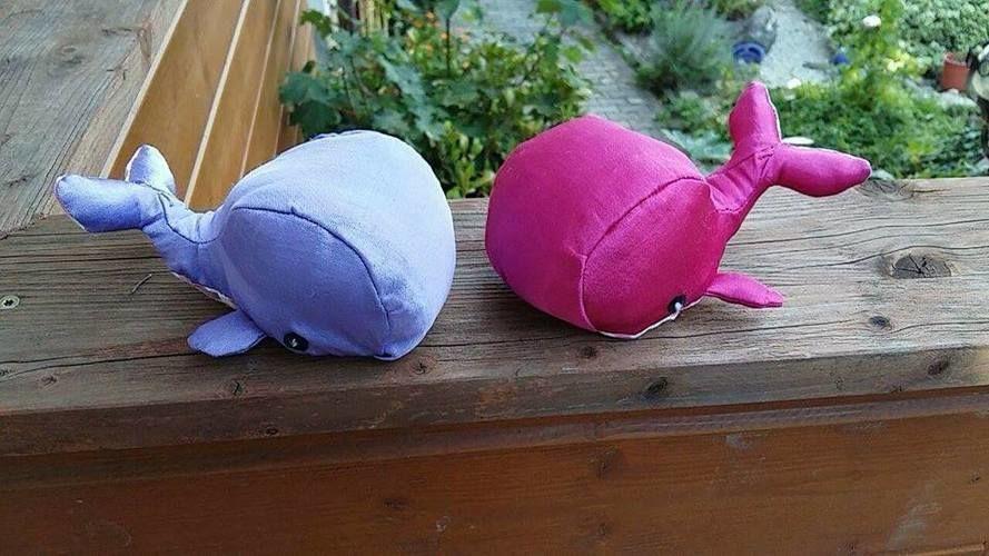 Makerist - baleines - Créations de couture - 2