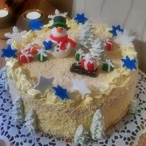 Makerist - Wintertraum - Torten, Cake Pops und Cupcakes - 1