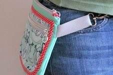 Makerist - Hüfttasche Napirai von SewSimple - 1