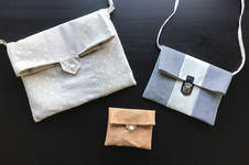"""Makerist - Handtasche """"Mira"""" in 3 Größen - 1"""