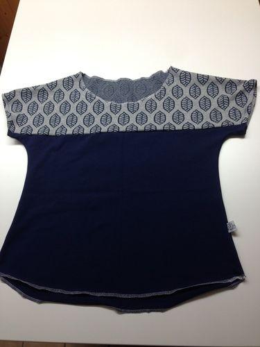 Makerist - Shirt Fina - Nähprojekte - 1