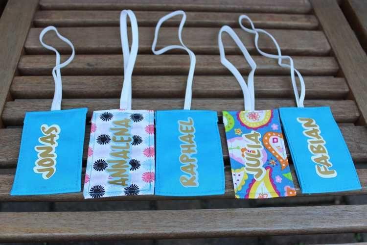 Makerist - Lesezeichen mit Gummiband - Tolle Geschenkidee - Nähprojekte - 1