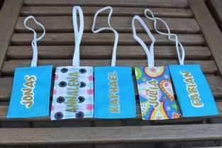 Makerist - Lesezeichen mit Gummiband - Tolle Geschenkidee - 1