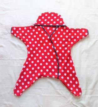 Makerist - Babystern von SewSimple - 1